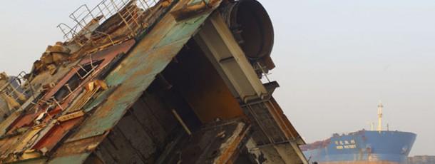 Navires à la casse, le Parlement cède aux armateurs.