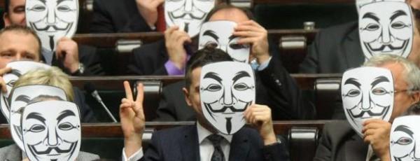 Le Parlement européen dit NON à ACTA.