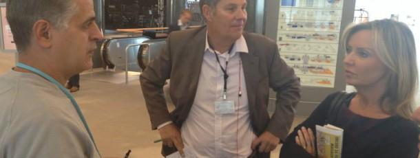 Interview de France 3 sur la cigarette électronique