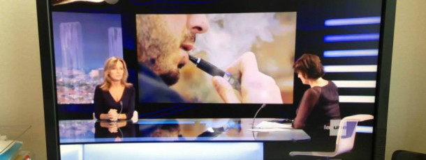 JT du 13h RTBF – interview sur les lobbies du tabac