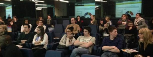 Visite au PE de la Haute Ecole en Hainaut