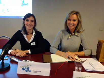 Défi Génération: Congrès des Jeunes MR sur l'Europe