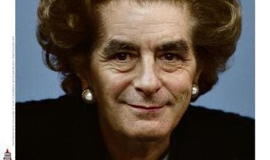 """""""Libération"""" a poussé la comparaison entre François Fillon et Margaret Thatcher jusqu'au bout"""
