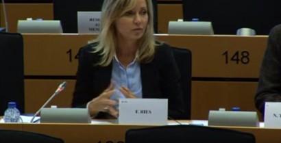 Intervention sur les boissons énergisantes en commission santé au PE