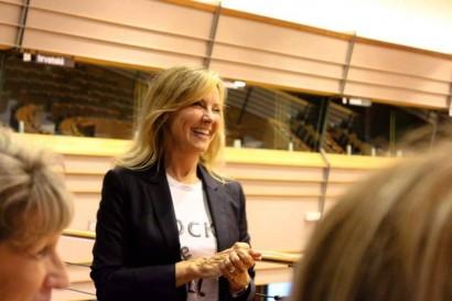Les Jeunes MR d'Ixelles en visite au Parlement européen à Bruxelles