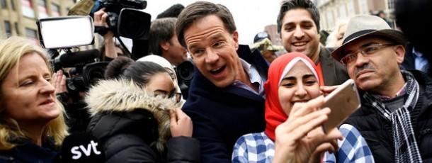 """Elections aux Pays-Bas: les leaders européens saluent """"un vote contre les extrémismes"""""""