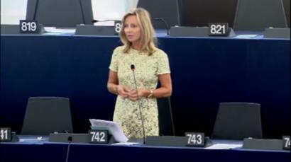 Débat sur le gaspillage alimentaire en session plénière à Strasbourg