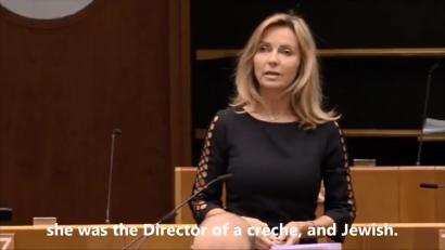 Débat au Parlement européen sur la lutte contre l'antisémitisme