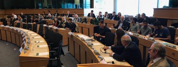 Conférence «Innovation across borders» au Parlement européen