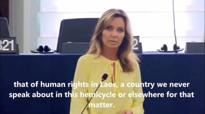 Débat en plénière sur les droits de l'homme au Laos.