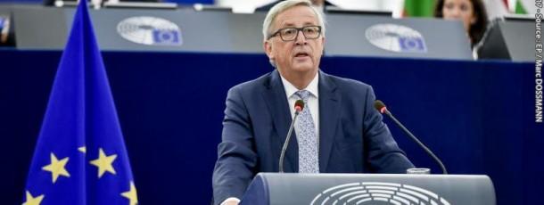 Discours sur l'état de l'Union, Juncker dévoile sa feuille de route pour 2018