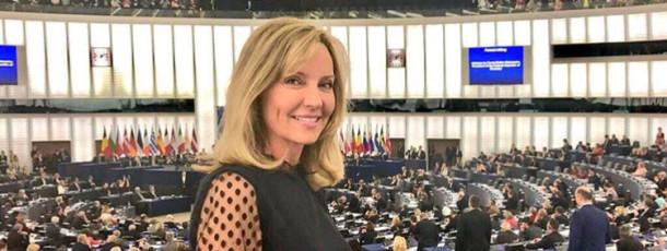 Séance plénière à Strasbourg, vue sur l'hémicycle