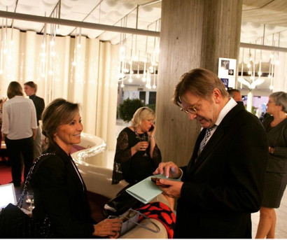 Strasbourg avec Guy Verhofstadt